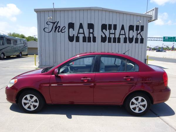 2008 HYUNDAI ACCENT CARFAX ONE OWNER $2995
