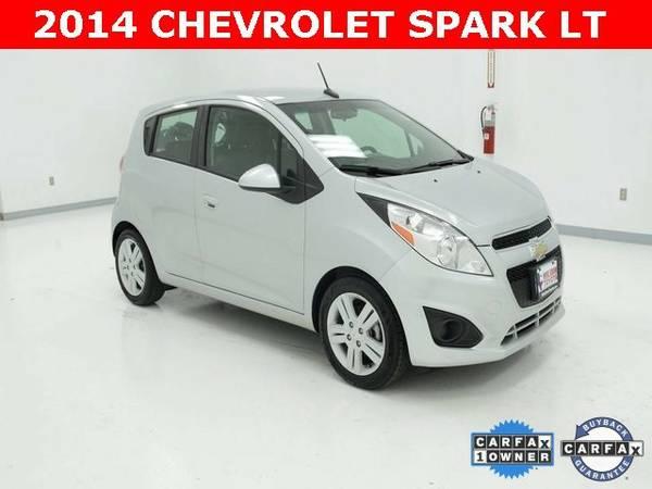 2014 Chevrolet Spark 1LT Sedan Spark Chevrolet