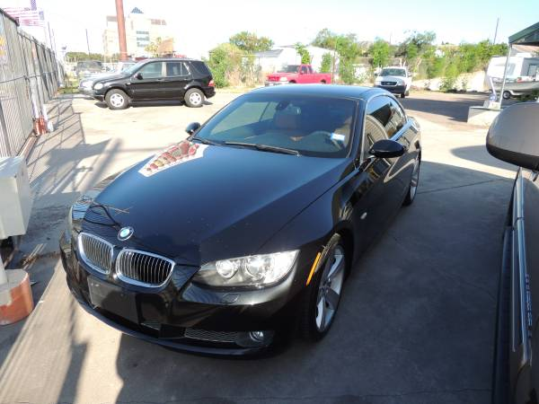 BMW 335I Hardtop Convertible 1 Owner Supernice