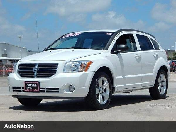 2012 Dodge Caliber SXT SKU:CD529465 Dodge Caliber SXT Hatchback