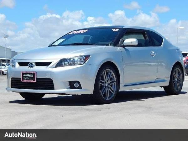 2012 Scion tC SKU:C3043477 Scion tC Coupe