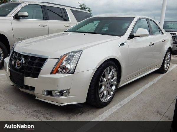 2013 Cadillac CTS Premium SKU:D0107812 Cadillac CTS Premium Sedan