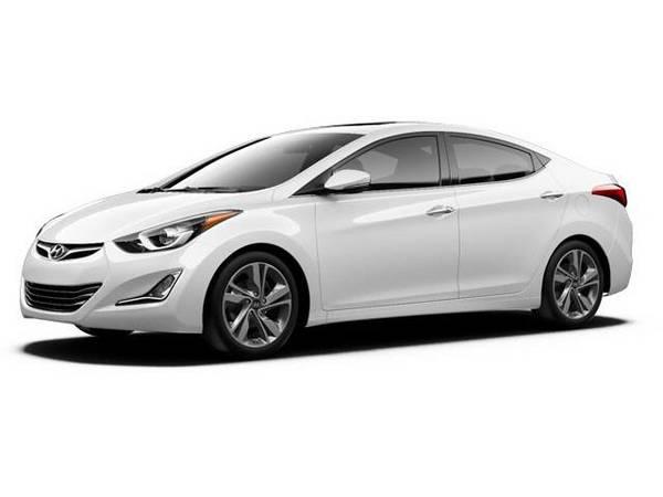2015 *Hyundai*Elantra* 4dr Sdn Auto SE - (BLACK) *Hyundai*Elantra*