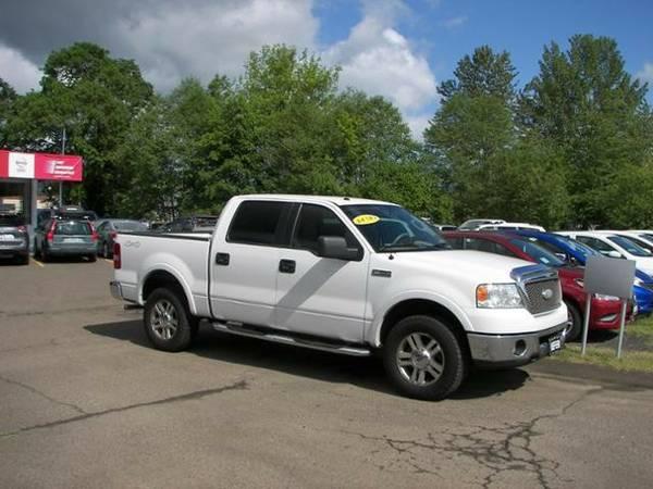2006 *Ford* *F-150* *SuperCrew 139 Lariat 4WD* Crew Cab Pickup