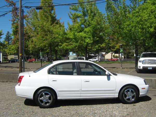 2005 Hyundai Elantra GLS 4Cyl. Automatic 105K, Nice