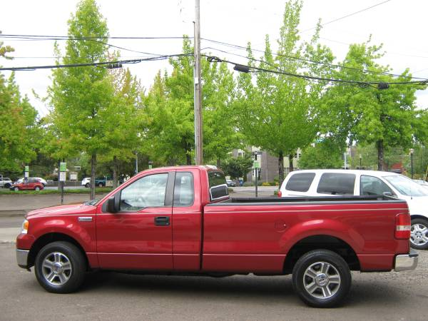 2008 Ford F150 Truck, V8, Automatic, 8ft bed