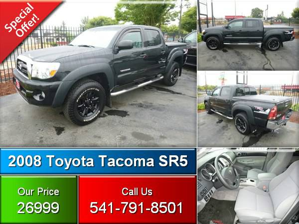 2008 Toyota Tacoma SR5 Extended Cab