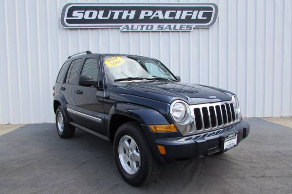 2006 Jeep Liberty Limited Edition DIESEL -4X4-LEATHER