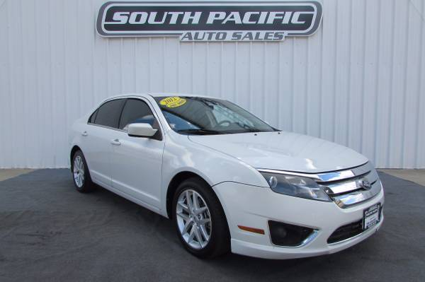 2012 Ford Fusion SEL - Bluetooth - 33 MPG! WE FINANCE!