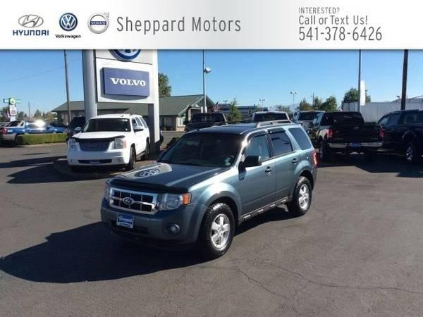 2010 Ford Escape 4WD 4dr XLT SUV Escape Ford