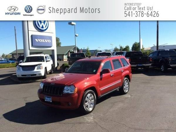 2010 Jeep Grand Cherokee 4WD 4dr Limited SUV Grand Cherokee Jeep