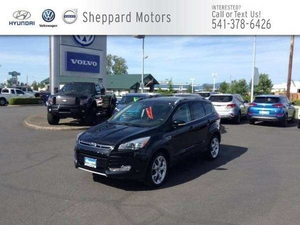 2013 Ford Escape 4WD 4dr Titanium SUV Escape Ford