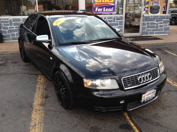 2005 Audi S4 AWD Automatic ONLY 92,240 miles , Excellent Condition