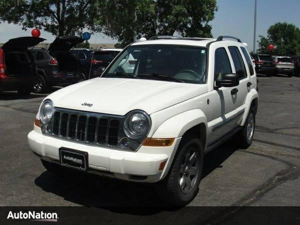 2006 Jeep Liberty Limited SKU:6W124229 SUV