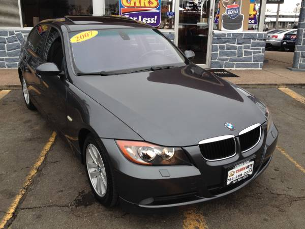 2007 BMW 328XI AWD 116K Excellent Condition Clean Carfax