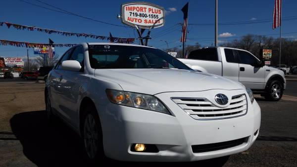 2008 Toyota Camry XLE
