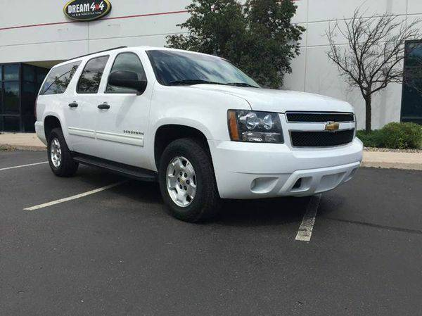 2010 *Chevrolet* *Suburban* LS 1500 4x4 4dr SUV - BEST JEEPS IN...