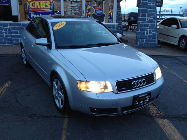 2005 Audi A4 AWD 1.8 Turbo 120K miles Lots Of Service Records