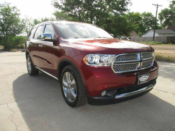 2013 *Dodge* *Durango* AWD 4dr Citadel - CALL/TEXT TODAY!