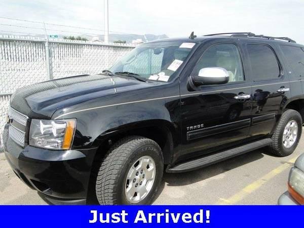 2013 *Chevrolet Tahoe* LT - (Black) 8 Cyl.
