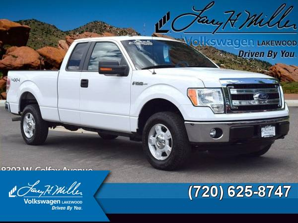 2014 Ford F-150 Ford 2014