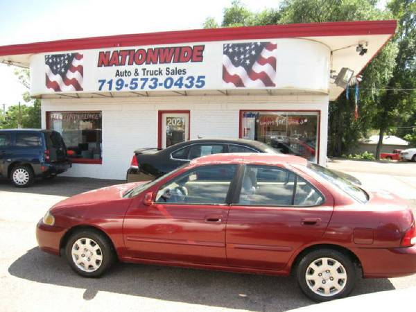 ***2002 Nissan Sentra GXE Auto Only 112k low Miles***