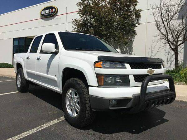 2009 *Chevrolet* *Colorado* LT 4x4 4dr Crew Cab w/1LT - BEST JEEPS IN