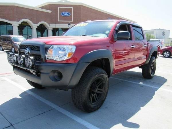 2011 *Toyota Tacoma* PreRunner - Toyota Barcelona Red Metallic