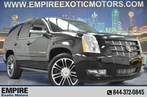 2012 Cadillac Escalade - *JUST ARRIVED!*
