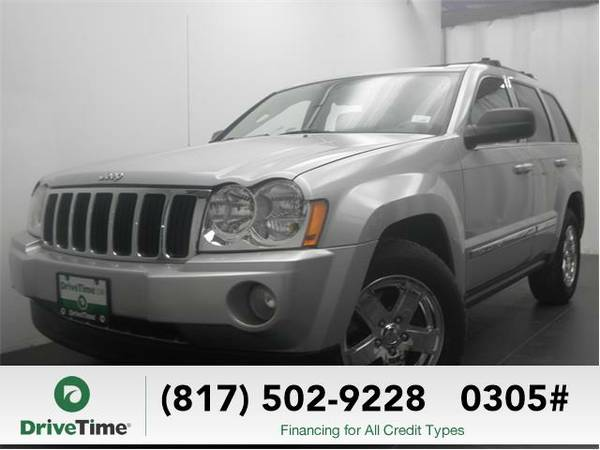 2007 *Jeep Grand Cherokee* Limited - WE CAN GET YOU FINANCED!