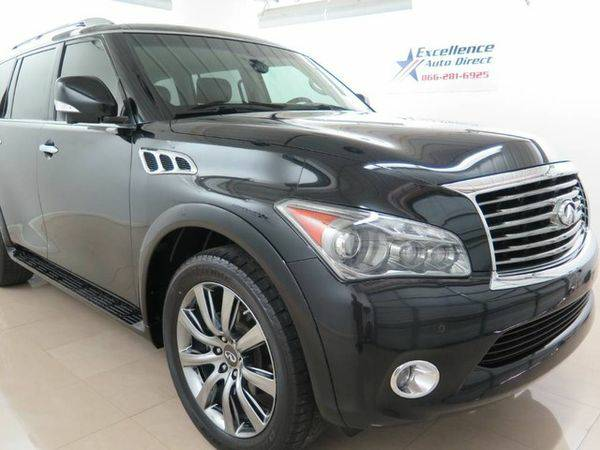 2011 *Infiniti* *QX56* - Guaranteed Approval with Money Down!