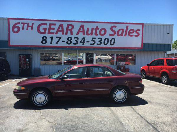 1999 *Buick* *Century* Custom 4dr Sedan