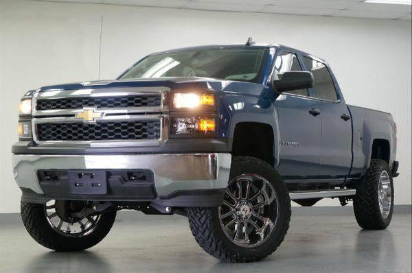 2015 *Chevrolet* *Silverado* *1500* ~ Over 500 vehicles to choose...