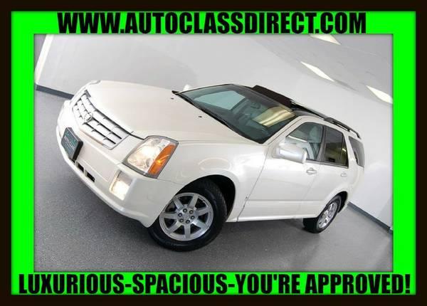 2006 Cadillac SRX White Diamond Amazing Value!!!