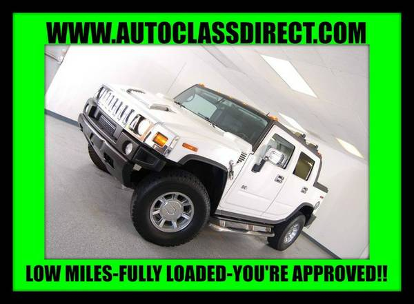 2007 HUMMER H2 Birch White Great price!