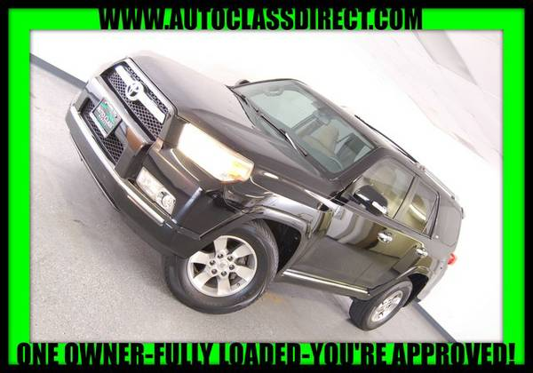 2010 Toyota 4Runner Black Priced to SELL!!!