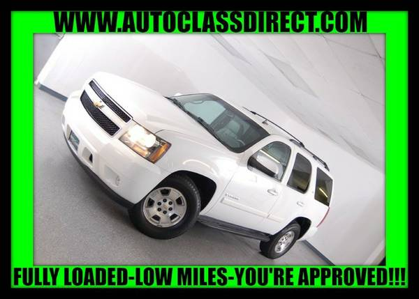 2007 Chevrolet Tahoe Summit White For Sale *GREAT PRICE!*