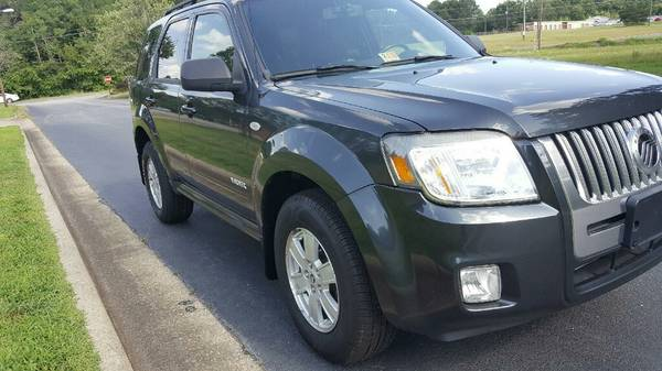 2008 Mariner- BAD/NO CREDIT? 100% CREDIT APPROVAL OR WE GIVE YOU $250