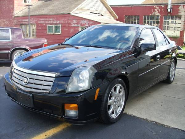 2003 CADILLAC CTS LEATHER MOONROOF 12-MONTH 12,000 MILE WARRANTY