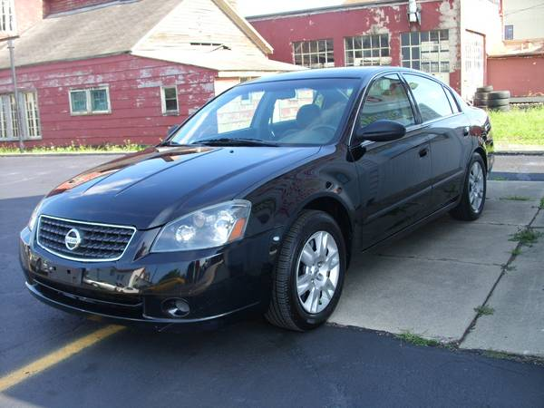 2006 NISSAN ALTIMA_2.5-S_12-MONTH 12,000 MILE WARRANTY INCLUDED
