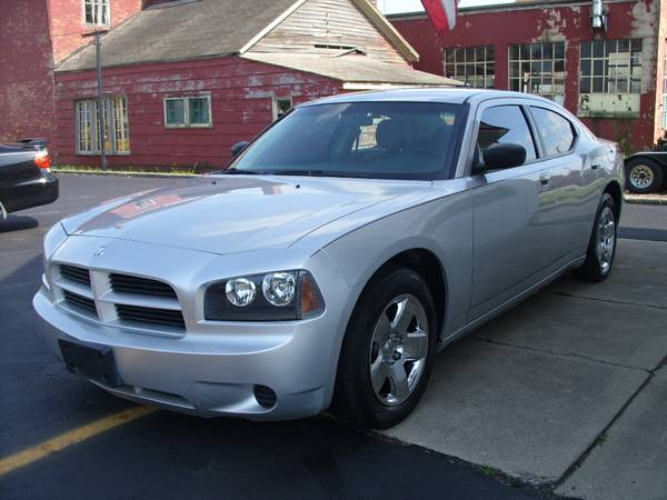 2008 DODGE CHARGER SE 12-MONTH 12,000 MILE WARRANTY