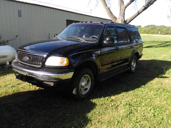 1999 Ford Expedition 4x4 Eddie Bauer Edition