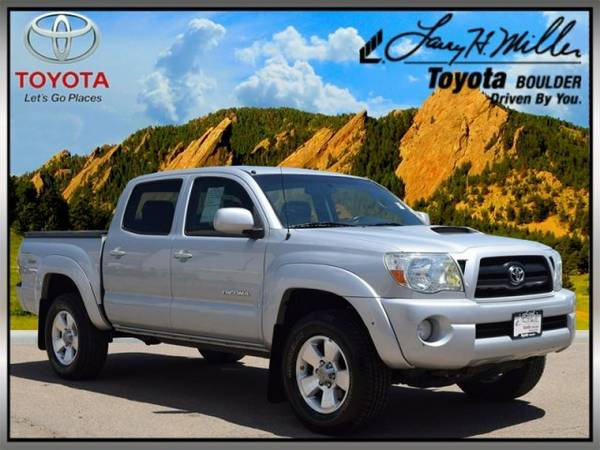 2008 Toyota Tacoma 2WD Dbl V6 AT PreRunner Crew Cab Pickup