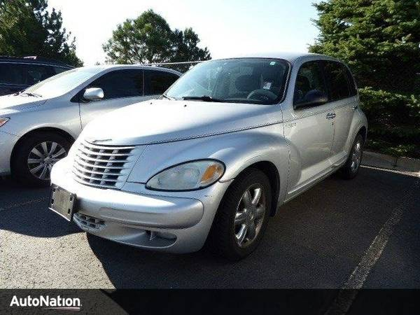 2004 Chrysler PT Cruiser Touring SKU:4T309250 Chrysler PT Cruiser Tour