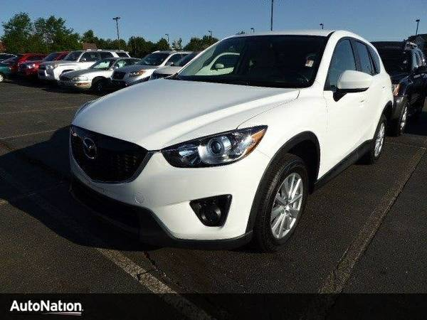 2015 Mazda CX-5 Touring SKU:F0448572 Mazda CX-5 Touring SUV