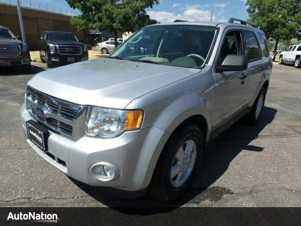 2009 Ford Escape XLT SKU:9KC30317 Ford Escape XLT SUV