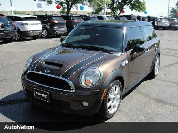 2010 MINI Cooper S Clubman S SKU:ATZ32413 Station Wagon