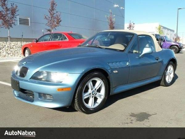 2002 BMW Z3 2.5i SKU:2LM05109 Convertible