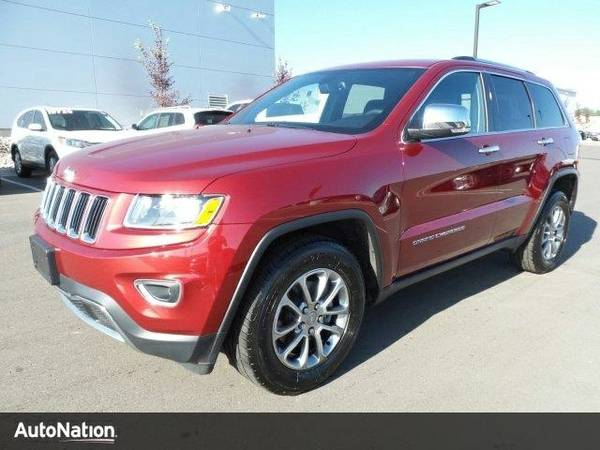 2015 Jeep Grand Cherokee Limited SKU:FC662726 SUV