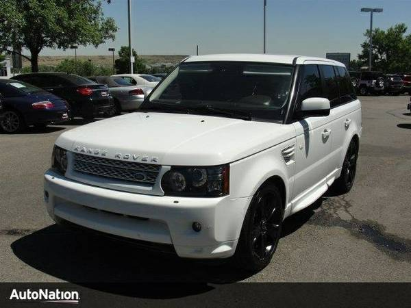 2012 Land Rover Range Rover Sport HSE Limited Edition SKU:CA737909 SUV